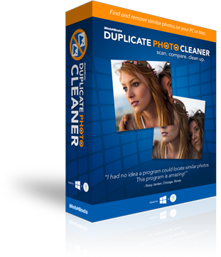 Duplicate Photo Cleaner Box Shot